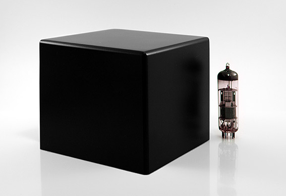 Transformer cover  for tube amps 120x110 mm with rounded edges